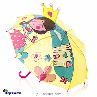 Little Girl Kids Umbrella Online at Kapruka | Product# childrenP0272