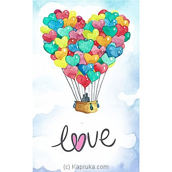 Romance Greeting Cards Online at Kapruka | Product# greeting00Z1392