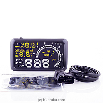 Car Head Up Display Online at Kapruka | Product# elec00A1064