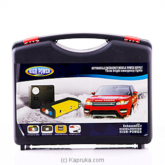 Car Jump Starter & Car Air Compressor With LED Flashlight Online at Kapruka | Product# elec00A1093