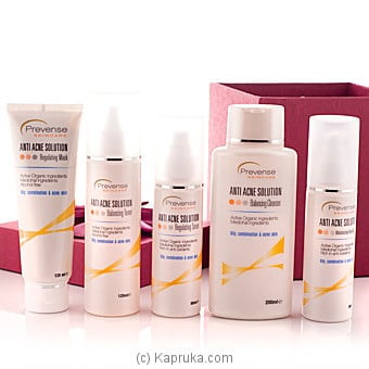 Prevense Anti Acne Solution Gift Hamper at Kapruka Online for specialGifts