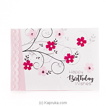 Happy Birthday Pop Up Greeting Card Online at Kapruka | Product# greeting00Z1415