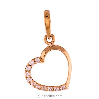22k gold pendant set with 11(c/Z) rounds Online at Kapruka | Product# vouge00298