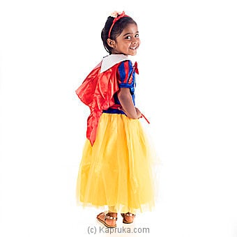 Snow White Costume - Small Online at Kapruka | Product# clothing0328_TC1