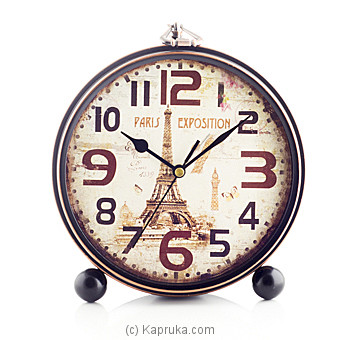 Vintage Clock at Kapruka Online for specialGifts