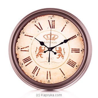 Vinatge Wall Clock at Kapruka Online for specialGifts