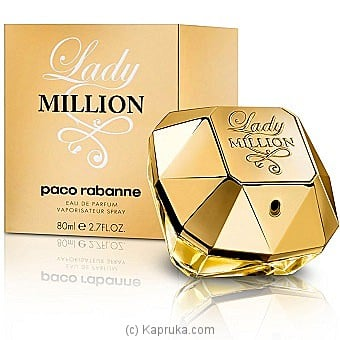 Pacco Rabana Lady Million 80ml Online at Kapruka | Product# perfume00254