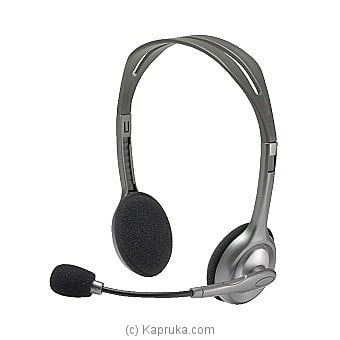 Stereo Headset H110 at Kapruka Online for specialGifts