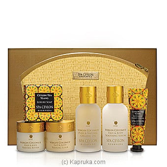 Home Spa Set - Coconut Online at Kapruka | Product# cosmetics00310