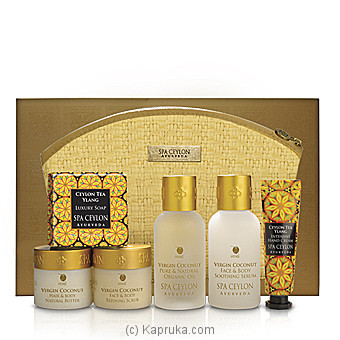 Home Spa Set -  Coconut at Kapruka Online for specialGifts