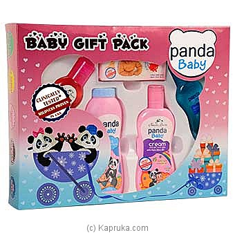 Panda Gift Pack Online at Kapruka | Product# cosmetics00324