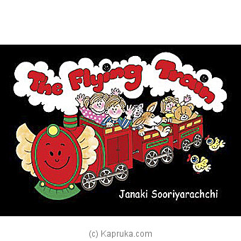 The Flying Train Online at Kapruka | Product# chldbook00224