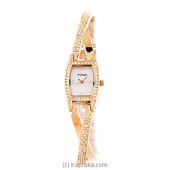 Titan Ladies Wrist Watch Online at Kapruka | Product# jewelleryW00527