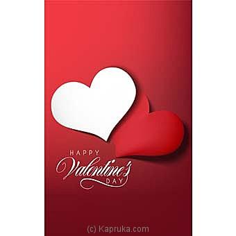 Valentine Greeting Card Online at Kapruka | Product# greeting00Z1449