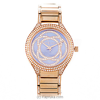 Michael Kors Women`s Kerry Rose Gold-tone Watch Online at Kapruka | Product# jewelleryW00542