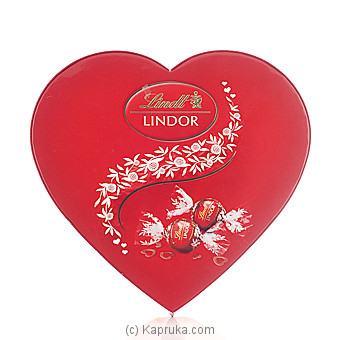 Lindor Heart Chocolate Box at Kapruka Online for specialGifts