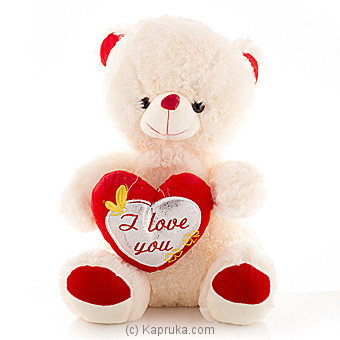Moshie Bear Online at Kapruka | Product# softtoy00456