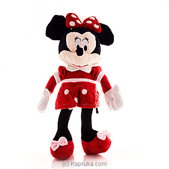 Minnie Mouse Online at Kapruka | Product# softtoy00464