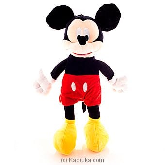 Mickey Mouse Online at Kapruka | Product# softtoy00465