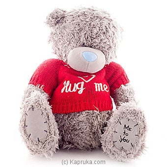 Hug Me Tatty Bear Online at Kapruka | Product# softtoy00452