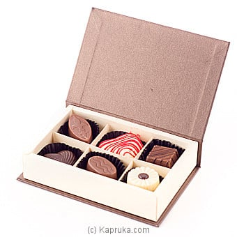 Assorted 6 piece Chocolates(Java ) at Kapruka Online