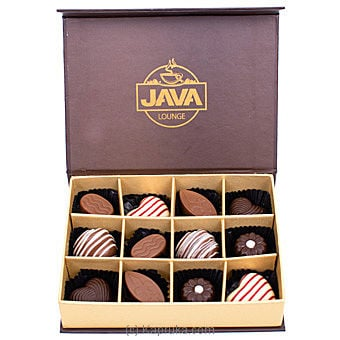 Java Assorted 12 Piece Chocolates Online at Kapruka | Product# chocolates00587