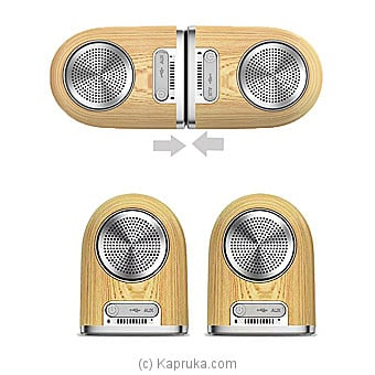 OVEVO Tango D10 Dual Magnetic Bluetooth Speaker at Kapruka Online for specialGifts