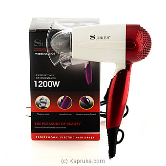 Surker Proffessional Hair Dryer at Kapruka Online for specialGifts