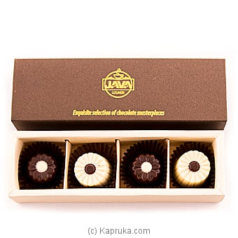 Java Daisy Chocolates 4 Piece Pack at Kapruka Online for specialGifts