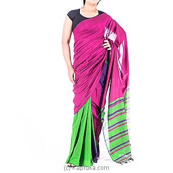 Handloom Saree Online at Kapruka | Product# clothing0398