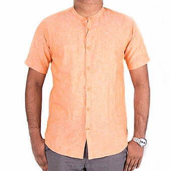 Short Sleeve Half Collar Casual Shirt at Kapruka Online for specialGifts