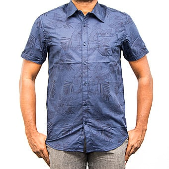 Dark Blue Casual Shirt at Kapruka Online for specialGifts
