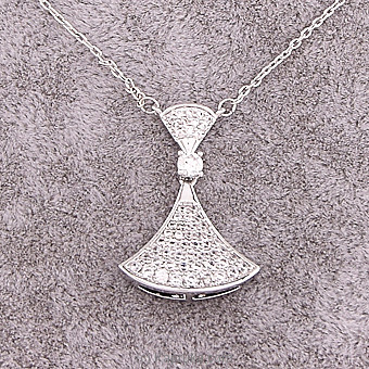 Crystal Pendant With Necklace Online at Kapruka | Product# jewllery00SK547