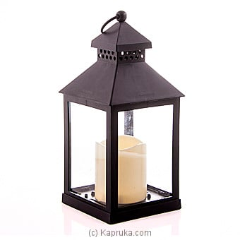 LED Flickering Lantern Online at Kapruka | Product# elec00A1161