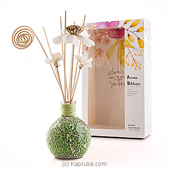 Jasmine Aromatic And Sweetness Diffuser Online at Kapruka | Product# household00252