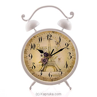 Kapruka Online Shopping Product Antique Table Clock Ornament