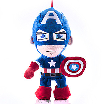 Captain America Cuddly Toy