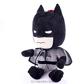 Bat Man Cuddly Toy Online at Kapruka | Product# softtoy00480