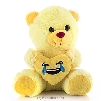 Laughing Out Loud Cuddly Teddy Online at Kapruka | Product# softtoy00475