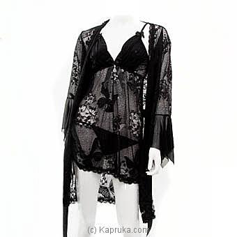 Black Sexy Night Dress Online at Kapruka | Product# clothing0440