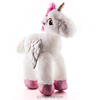 Pink Fairy Unicorn Online at Kapruka | Product# softtoy00490