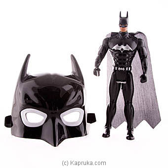 Bat Man In Action With Face Mask Online at Kapruka | Product# kidstoy0Z708