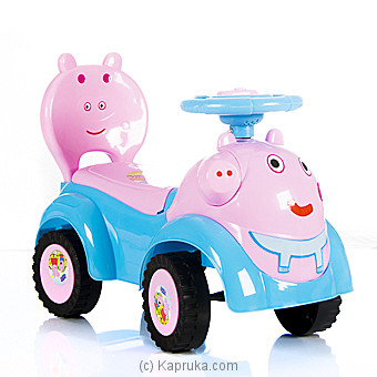 Peppa Pig Baby Car Online at Kapruka | Product# kidstoy0Z715