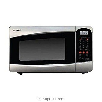 Sharp Microwave Oven 22L (R25C1(S) ) Online at Kapruka | Product# elec00A1189