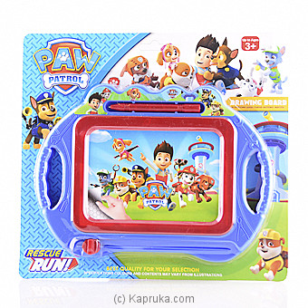 Paw Patrol Drawing Board Online at Kapruka | Product# kidstoy0Z722