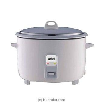 Sanford Rice Cooker 8.0 Ltr (SF-2509RC) Online at Kapruka | Product# elec00A1199