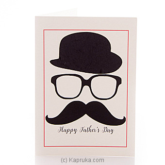Father`s Day Handmade Greeting Card Online at Kapruka | Product# greeting00Z1571