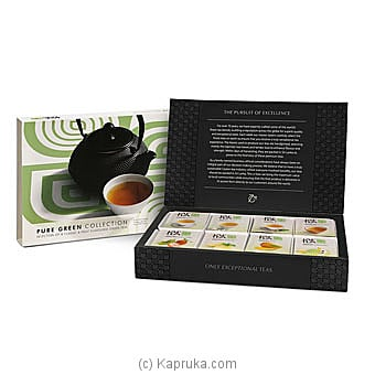 JAF TEA Pure Green Collection at Kapruka Online for specialGifts
