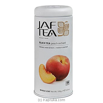JAF TEA Pure Fruit Collection Peach Orchard Online at Kapruka | Product# grocery00824