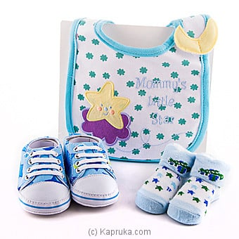 Mommy`s Little Star New Born Gift Set Online at Kapruka | Product# babypack00248
